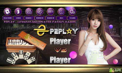 Situs AduQ Terpercaya Uang Asli Rupiah P2Play